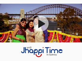 Jhappi Time in Sydney (Video 2)